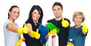 Rengøring køben team